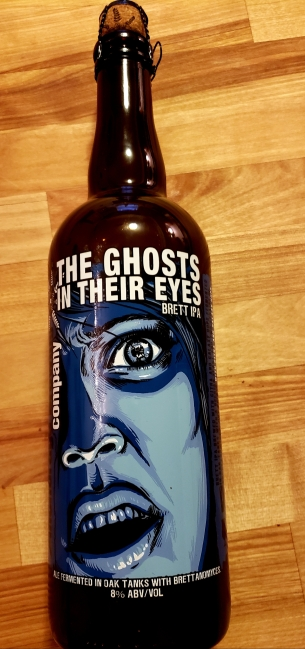 The Ghost in Their Eyes- Anchorage Brewing Bottle 1