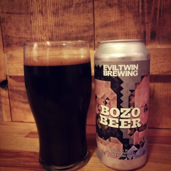 Bozo Beer by Evil Twin